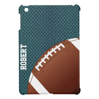 Custom Football iPad Mini Case