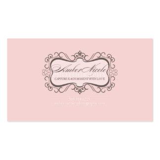 Custom for Amber Business Card