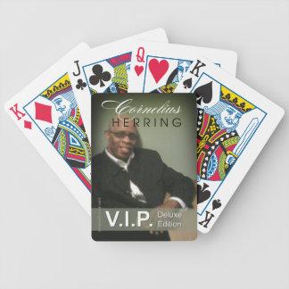 Custom for Cornelius H. Poker Deck
