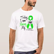 Custom For Olivia Missing My Dad Lymphoma T-Shirt