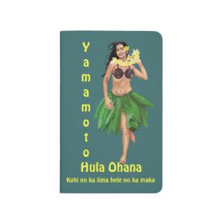 Custom For Yamamoto Hula Ohana Journal