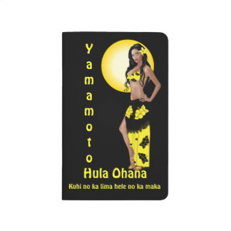 Custom For Yamamoto Hula Ohana Journal 3