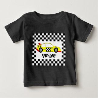 Custom formula one baby T-Shirt