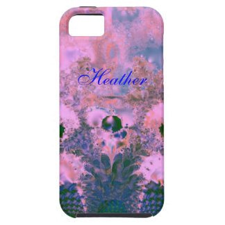 Custom Fractal Abstract  Vibe iPhone 5 Case