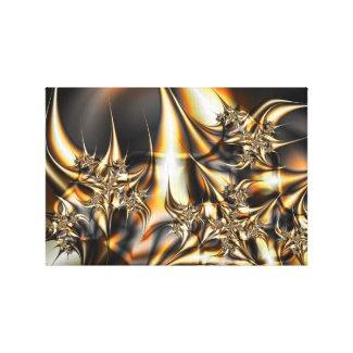 Custom Fractal Canvas Print