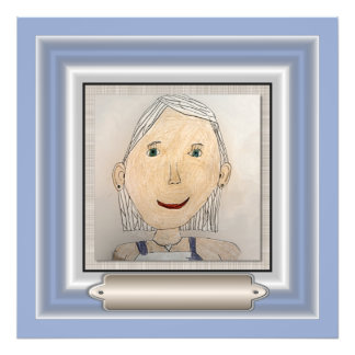 Custom Frame to Add Your Art Or Photo