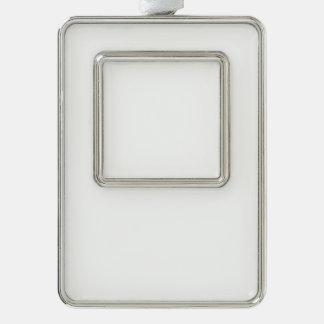 Custom Framed Ornament - Vertical