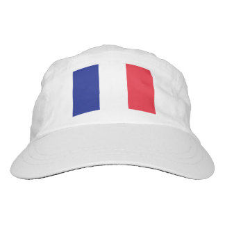 Custom French flag hat | Knit or woven sports cap