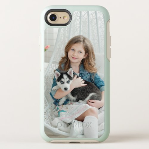 Custom Full Photo OtterBox Symmetry iPhone SE/8/7 Case