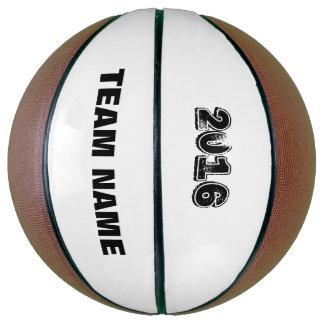 Custom Fullsize Basketball Template