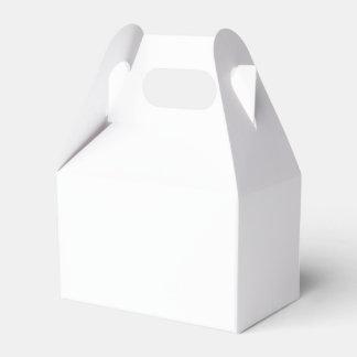 Custom Gable Favor Box