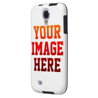 Custom Galaxy S4 Case - add your own image