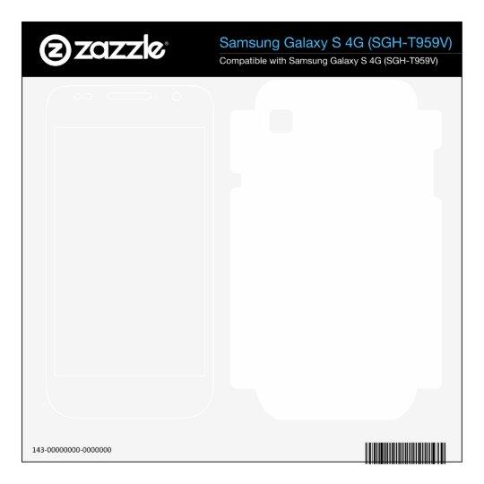 Samsung Galaxy S 4G (SGH-T959V T-Mobile)