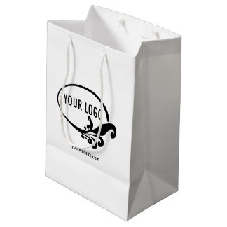 Custom Gift Bag with Your Logo