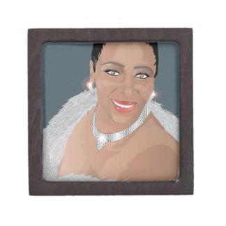 CUSTOM GIFT BOX- SUSAN JEWELRY BOX
