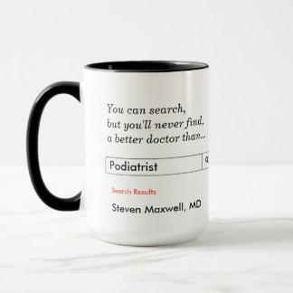 Custom Gift for Podiatrist Mug