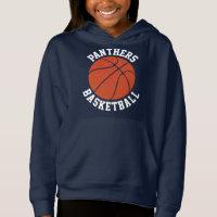 e5d54805f Custom Girls Basketball Sweatshirt