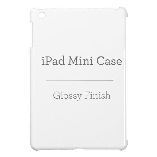 Case Savvy Glossy iPad Mini Case