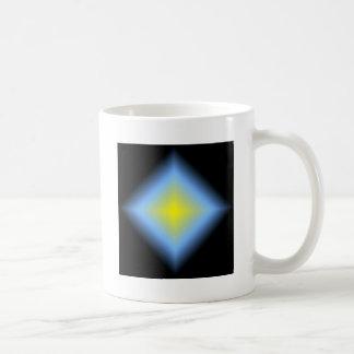 Custom Glowing Abstract Design Coffee Mug