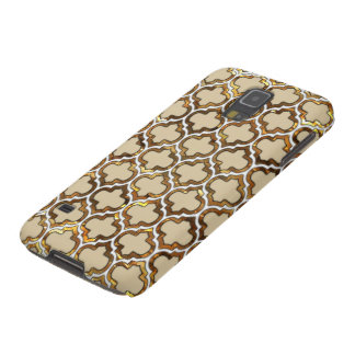 Custom Gold Lattice Effect Phone Case, see notes. Galaxy S5 Case