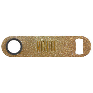 Custom Gold Look Speed Bottle Opener