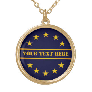 CUSTOM GOLDEN STARS necklace