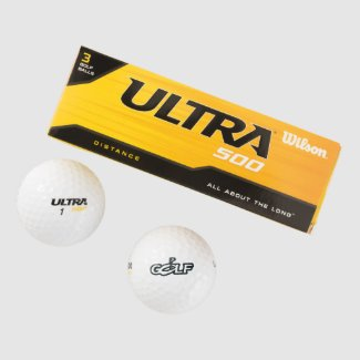 Custom golf balls with Golf logo
