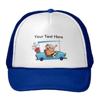 Custom Golf Gift Trucker Hat