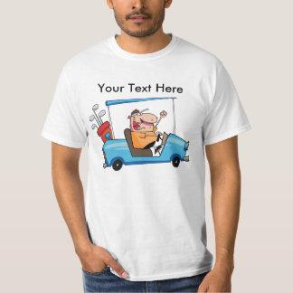 Custom Golf Gift T-Shirt