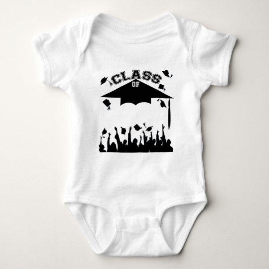 Custom Graduation Baby Bodysuit