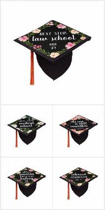 Custom Graduation Cap Toppers