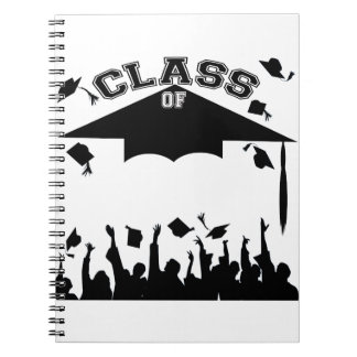 Custom Graduation Notebook