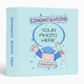 Custom Graduation Photo Binder