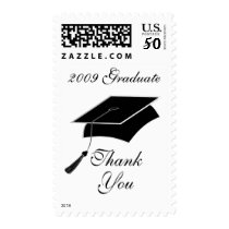 Custom Graduation Thank You Postage Stamps