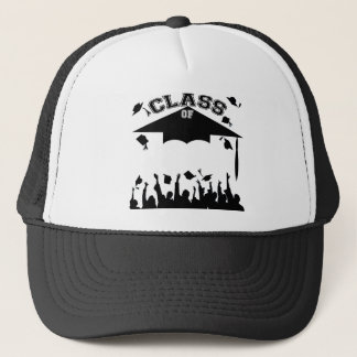 Custom Graduation Trucker Hat