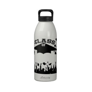 Custom Graduation Drinking Bottle