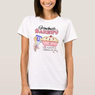 Custom Grandmas Bakery T-Shirt