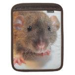 Custom Granite Rat iPad Sleeves
