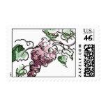Custom Grape Stamp
