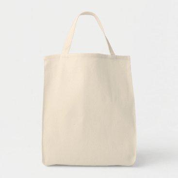 USA Themed Custom Grocery Tote Bag