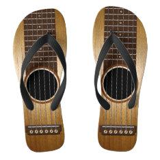 Custom Guitar Flip Flops at Zazzle