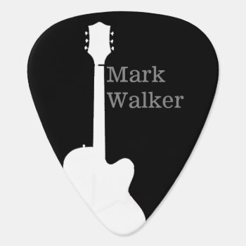 Custom Guitar Picks For The Guitarist by mixedworld at Zazzle