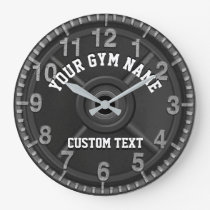 Custom Gym Clock