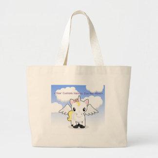 Custom Haikoo Zoo Canvas Tote Bag