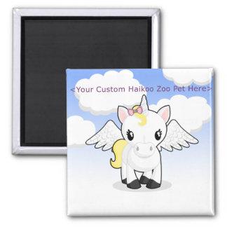 Custom Haikoo Zoo Magnet