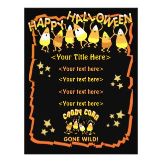 Custom Halloween Business or Personal Flyer