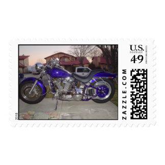 Custom Harley Postage
