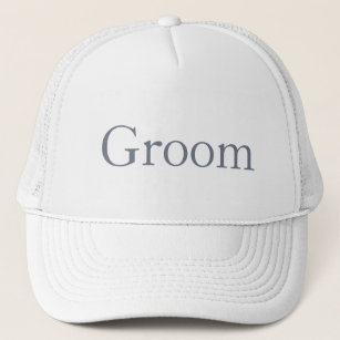 6d2ca478488a8 Custom Hat for the Groom