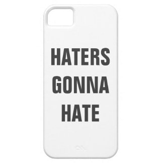 Custom Haters Gonna Hate iphone case iPhone 5 Case