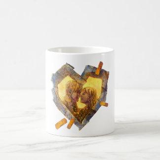 Custom Healing Heart Mug
